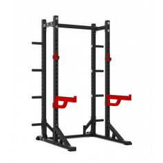 Titanium Strength Athletic Half Rack X Line - 100% Profesional