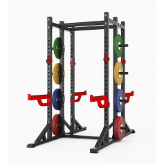 Titanium Strength Athletic Combo Rack X Line - 100% Profesional