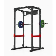 Titanium Strength HD Power Rack X Line - 100% Profesional
